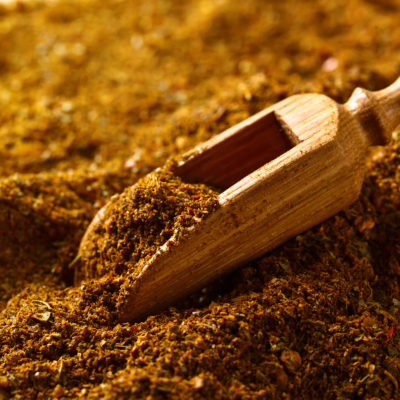 positive pranic spices. These spice mixes strengthen the digestive fire, promote a comfortable post-meal experience